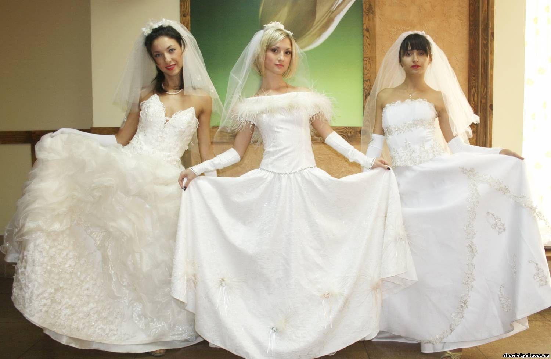 Белое платье белая 5